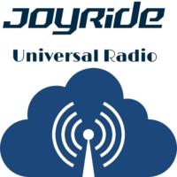 Logo de la radio JoyRide Universal Radio