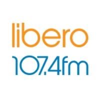 Logo of radio station Libero FM 107.4