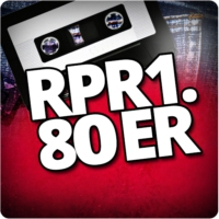 Logo of radio station RPR1. Best of 80s