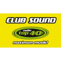 Logo de la radio Radio TOP 40 Club Sound