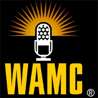 Logo of radio station WAMC NPR