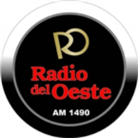 Logo of radio station Radio Del Oeste 1490 AM