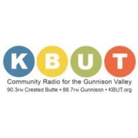 Logo de la radio KBUT