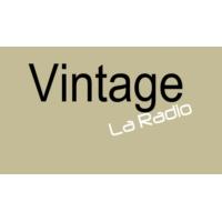 Logo of radio station Vintage La Radio