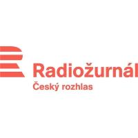 Logo of radio station Český rozhlas Radiožurnál