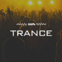 Logo of radio station 100FM - Trance