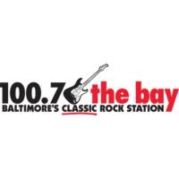 Logo de la radio WZBA 100.7 The Bay