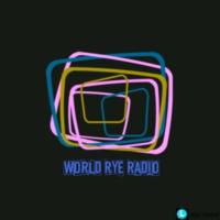 Logo of radio station world rye radio