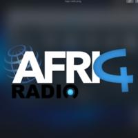 Logo of radio station Afri4