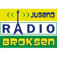 Logo of radio station Jugendradio Broksen