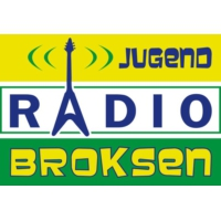 Logo of radio station Jugendradio Broksen