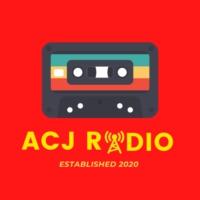Logo of radio station ACJ Radio