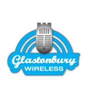 Logo of radio station Glastonbury radio