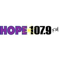 Logo of radio station KHPE Hope 107.9