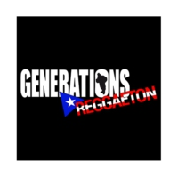 Logo of radio station Generations Reggaeton