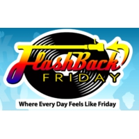 Logo of radio station Flashback Friday