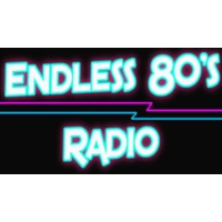 Logo of radio station Endless 80s Radio