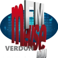 Logo of radio station Meuse Fm Verdun