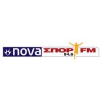 Logo of radio station Nova Sport FM