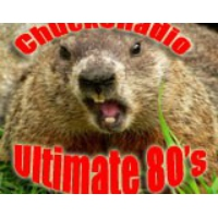 Logo of radio station ChuckU Ultimate 80's