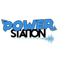 Logo of radio station Power Station