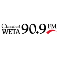 Logo of radio station WETA 90.9FM