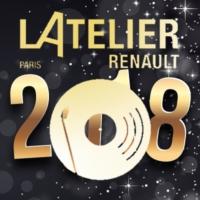 Logo of radio station L'Atelier