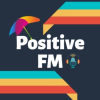 Logo of radio station PositiveFM
