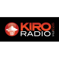 Logo of radio station KIRO Radio 97.3 FM