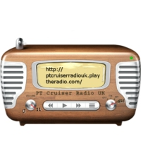 Logo of radio station PT Cruiser Radio uk