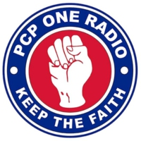 Logo of radio station PCPONERadio