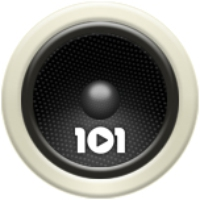 Logo of radio station 101.ru - Jazz