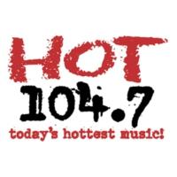 Logo de la radio KKLS Hot104.7