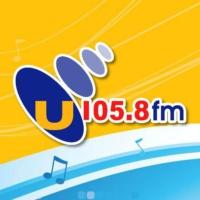 Logo de la radio U105 FM
