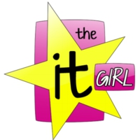 Logo of radio station The It Girl Radio
