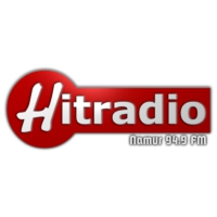 Logo of radio station Hit Radio Namur