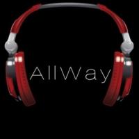 Logo of radio station AllWay Radio