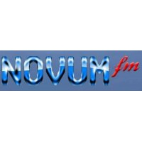 Logo of radio station NOVUMfm