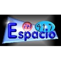 Logo de la radio Espacio 91.7 FM