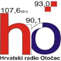Logo of radio station Hrvatski radio Otočac
