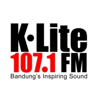 Logo of radio station K-Lite FM 107.1