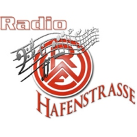 Logo of radio station Radio Hafenstrasse
