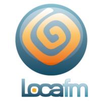 Logo de la radio Loca FM
