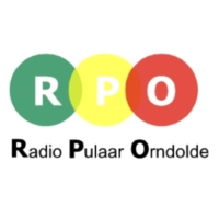 Logo of radio station RADIO PULAAR ORNDOLDE
