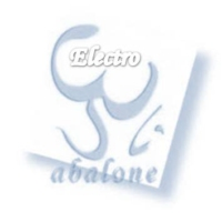 Logo of radio station Abalone Electro