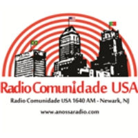 Logo of radio station Radio Comunidade USA