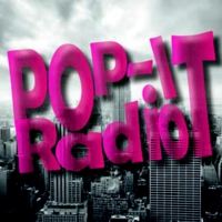 Logo de la radio Pop-It Radio