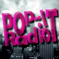 Logo of radio station Pop-It Radio