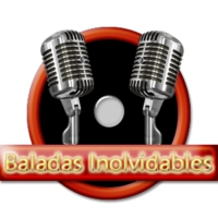Logo of radio station Baladas Inolvidables