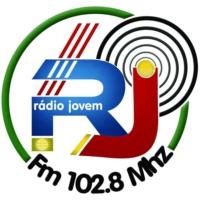 Logo of radio station Rádio Jovem Bissau
